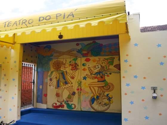 Teatro do Piá. Foto: Alice Rodrigues/Divulgação