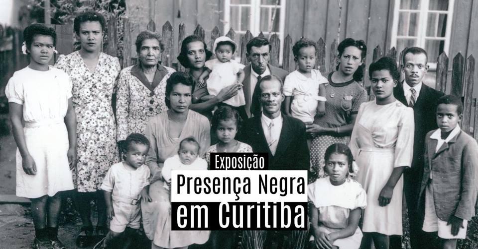 Exposição Presença Negra em Curitiba