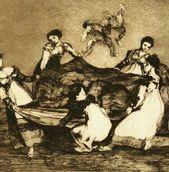 Loucuras Anunciadas - Francisco Goya