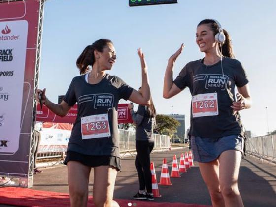 Santander Track&Field Run Series - Shopping Muller