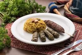 Voucher Oriente Árabe
