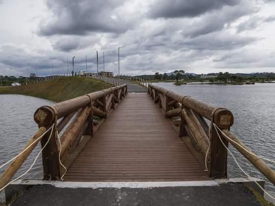 Parque das Águas - Pinhais