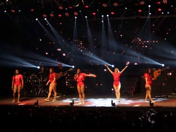 Como foi o show do Rouge em Curitiba