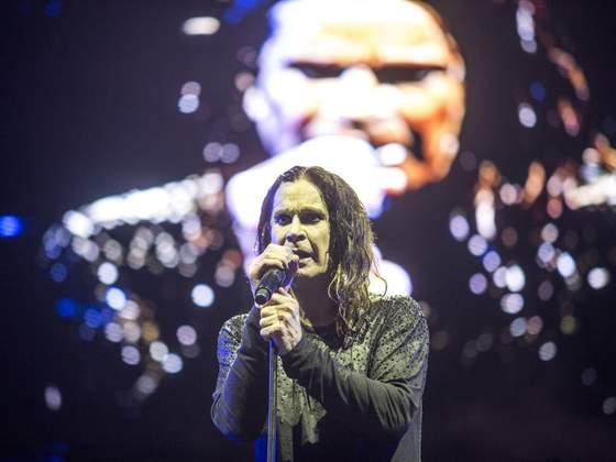 Ozzy em Curitiba