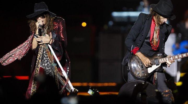 Aerosmith anuncia show em Curitiba