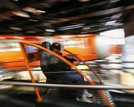 Memorial de transporte tem simulador de acidente de caminhão e é gratuito