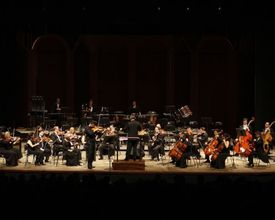 Orquestra Sinfônica faz concerto de aniversário com frilas