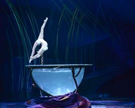 Cirque du Soleil anuncia turnê no Brasil e Curitiba fica de fora