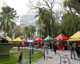 Feira de Inverno da Praça Osório começa nesta semana