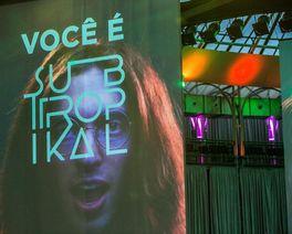 Festival Subtropikal traz fóruns e oficinas ligados à criatividade