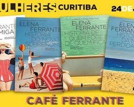 Leia Mulheres promove discussão sobre série napolitana, de Elena Ferrante