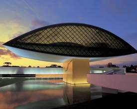 Exposições do MON estão entre as mais visitadas do mundo
