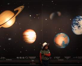 Especialistas ajudam a observar estrelas e astros nesta quarta-feira de lua cheia