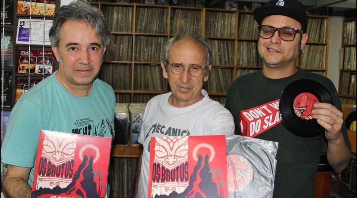 Feira de discos em Curitiba terá 15 mil vinis à venda na Boca Maldita