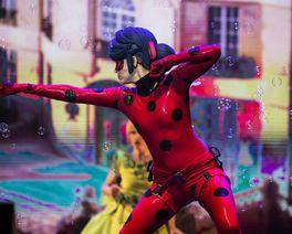 Espetáculo infantil oficial de Ladybug será apresentado em agosto em Curitiba
