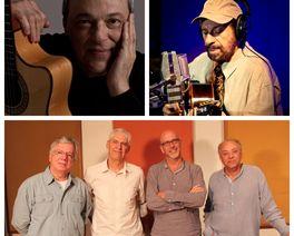 Toquinho, João Bosco e MPB 4 fazem show juntos em Curitiba