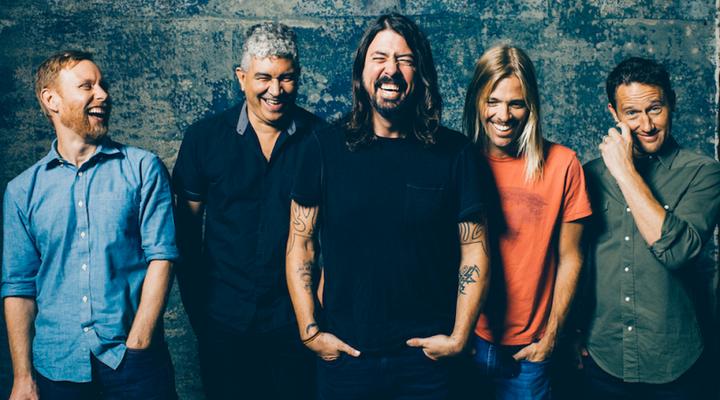 Foo Fighters toca em Curitiba em 2018