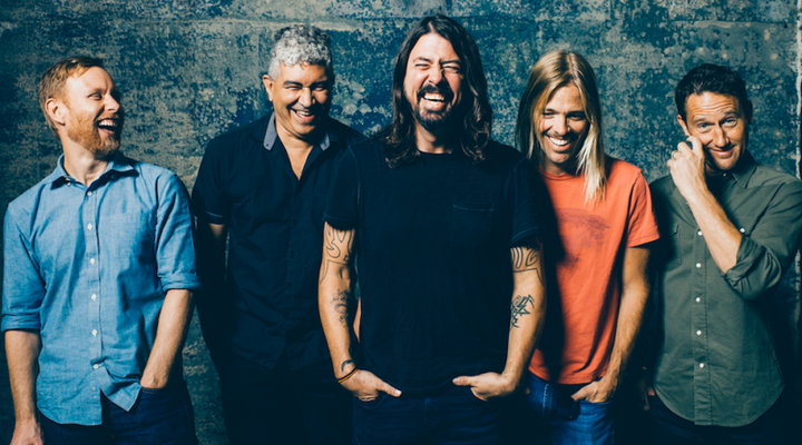 Foo Fighters e Queens of the Stone Age farão shows no Brasil
