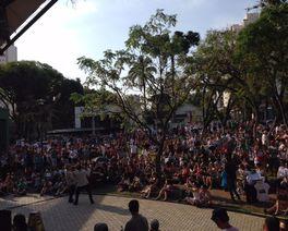 Curitiba tem 30 shows gratuitos em três palcos neste final de semana