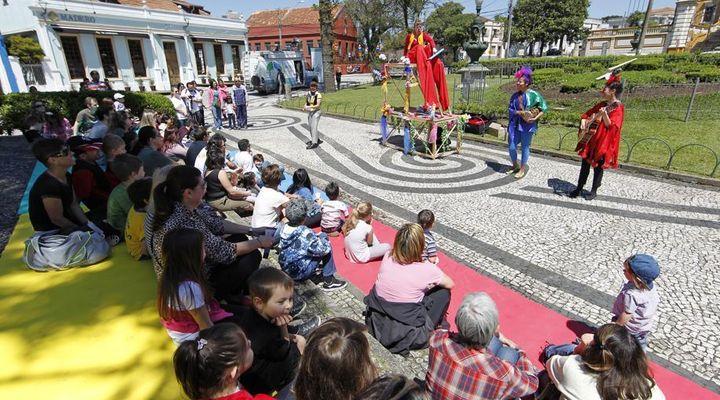 De shows a peças: 10 atividades em Curitiba para fazer com as crianças