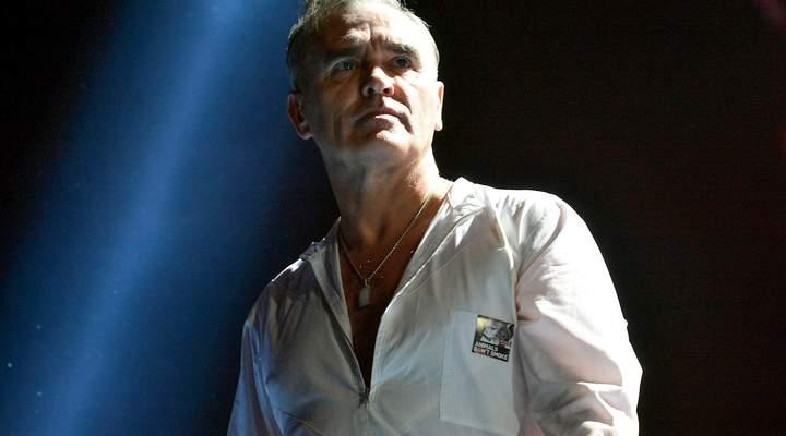 Morrissey confirma shows no Brasil em novembro e dezembro