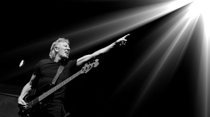 Roger Waters bisa em Lisboa