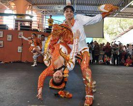 Evento no domingo (22) reúne dança, música e gastronomia de países latinos