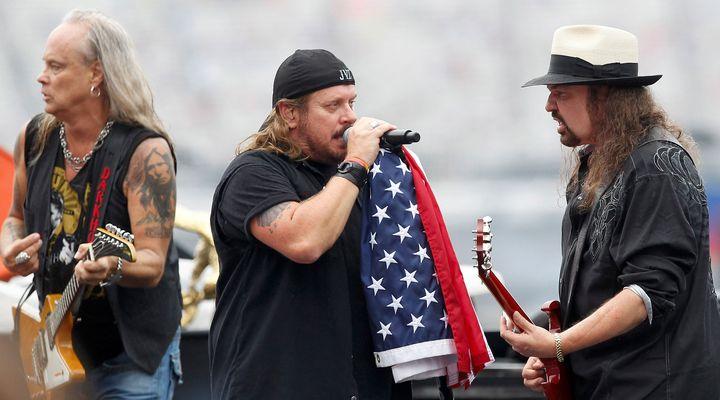 Lynyrd Skynyrd cancela sua participação no Solid Rock