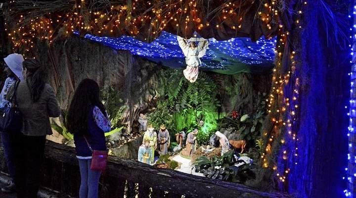Presépios em Curitiba para você visitar e entrar no clima do Natal