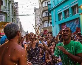 Berro de Carnaval abre as festas de rua de 2018 em Curitiba