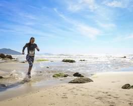Ilha do Mel vai ter corrida com paisagens incríveis; inscrições estão abertas