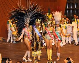 Rei Momo e Rainha do Carnaval de Curitiba 2018 serão escolhidos nesta quinta-feira