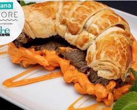 Sanduíches especiais, croissant recheado e muito mais com desconto de 20% para assinante