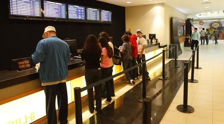 Qual o dia mais barato para ir ao cinema em Curitiba?