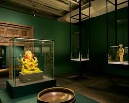 MON ganha do MASP e recebe uma das mais importantes coleções asiáticas do mundo