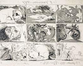 Museu de Curitiba tem obras de Picasso e visitação é gratuita