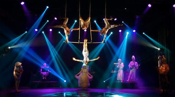 Estrela Do Cirque Du Soleil Traz Show De Circo A Curitiba