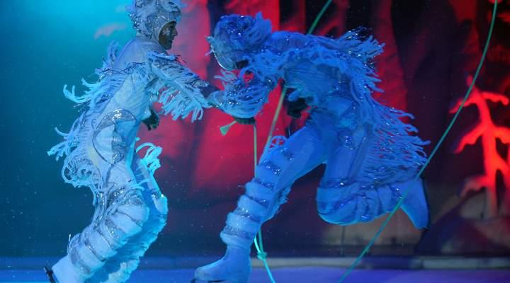 Circo da China on Ice traz espetáculo de patinação no gelo para Curitiba