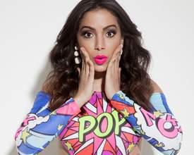 Anitta traz show versão infantil a Curitiba
