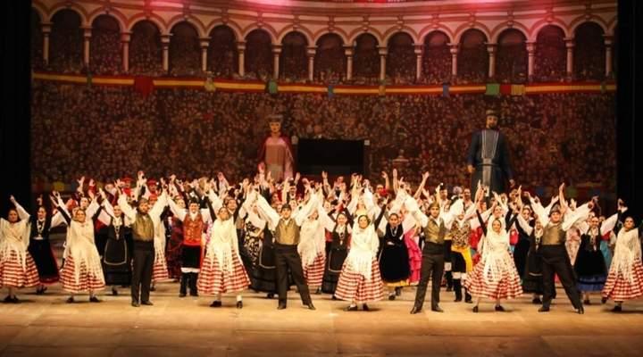 Últimos dias para assistir danças típicas do Japão e da Polônia no Guairão