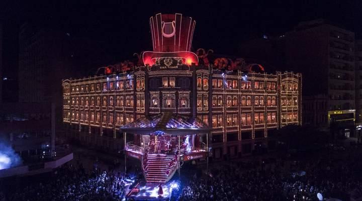 Espetáculo de Natal do Palácio Avenida 2018 tem datas anunciadas