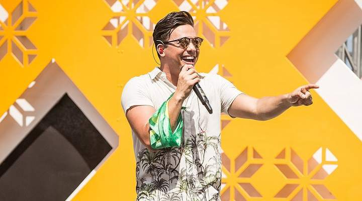 Prepare os óculos escuros - festival terá show do Wesley Safadão até o amanhecer