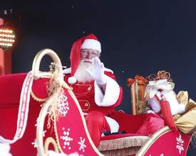 Três meses para o Natal: veja o calendário de eventos já confirmados em Curitiba