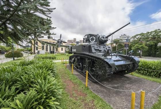 Museu do Expedicionário vai exibir peças inéditas da Segunda Guerra