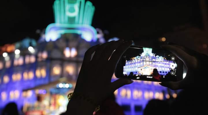 Camarotes para ver Natal do Palácio Avenida têm preços de R$ 90 a R$ 1200