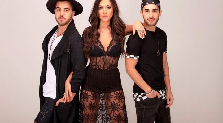 Fenômeno do pop nacional, trio Melim faz show em Curitiba