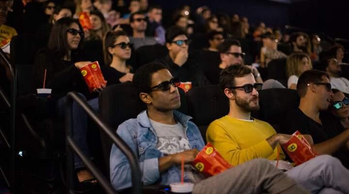 Cinema de Curitiba com maior público em 2018 fica na região sul da cidade