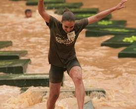 Corrida de obstáculos na lama tem inscrições abertas para adultos e crianças