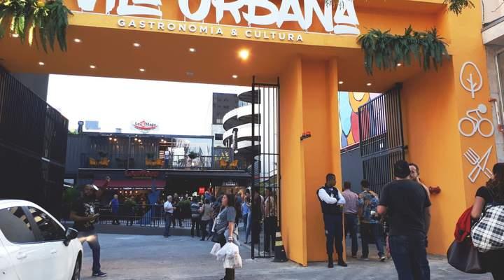 Vila gastronômica no Centro realiza festival com pratos a R$ 19,90