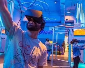 Pátio Batel terá centro de games de realidade virtual